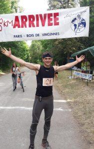 Jules et son 1er 100 km !