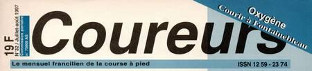 Couverture de Coureurs de juillet-août 1997
