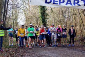 Départ... du marathon du 11/03