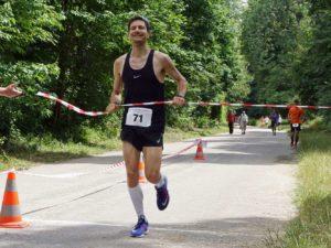 Florent, premier du 50 km en 3 h 54 min !