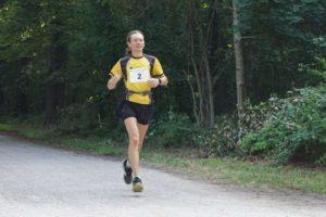 Stéphane Mathieu, vainqueur du 100 km