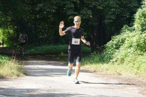 Benoît Riehl, vainqueur du 50 km