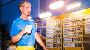 Ashprihanal Aalto détient le record masculin : 40 jours, 9 heures, 6 minutes