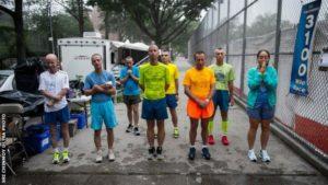 De nombreux concurrents déclarent avoir des expériences hors du corps pendant la course
